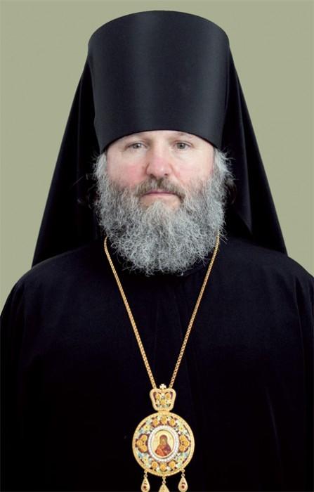 Епископ Ханты-Мансийский и Сургутский Павел (Фокин). Настоятель храма 2007-2011гг.